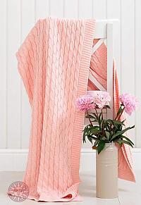 Плед Luxberry Imperio 22, розовый