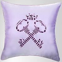 Декоративная подушка Primavelle Ключи
