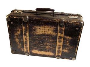 где купить чемодан старого образца.