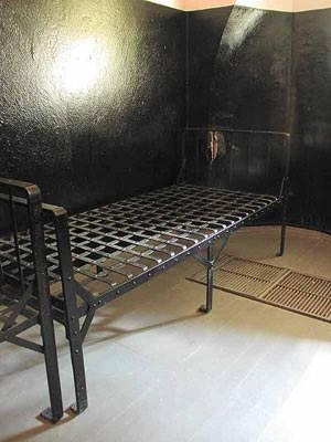 крепость-тюрьма=Косой Капонир=, камера, XIX век.